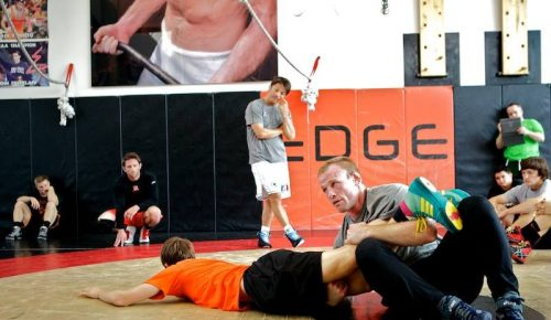 Kids Wrestling Camp New Jersey