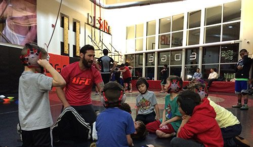 Wrestling for Kids - Edge School of Wrestling