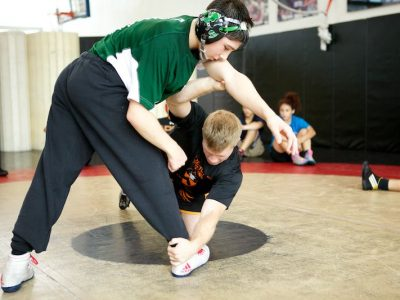 kids wrestling camps can build self-esteem