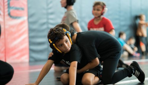 youth wrestling classes